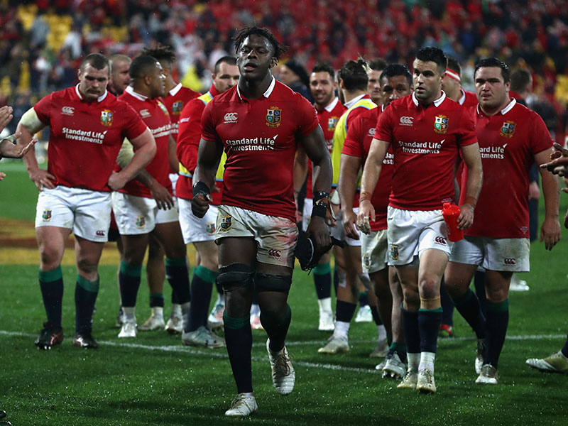 Lions' Itoje goes from baby-face to assassin