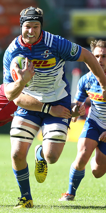 History not on Stormers' side