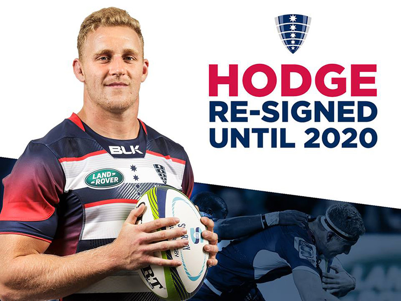 Hodge remains a Rebel