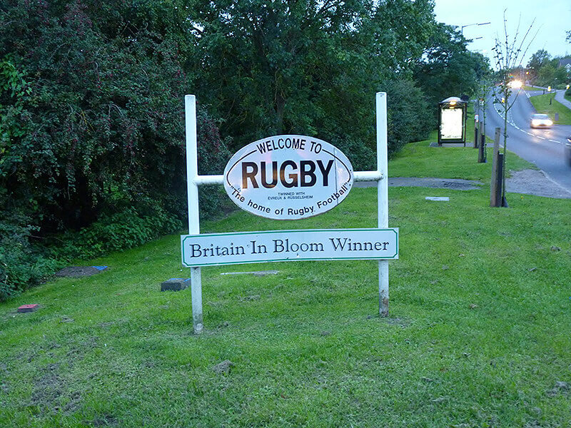 Rugby: Where it came from