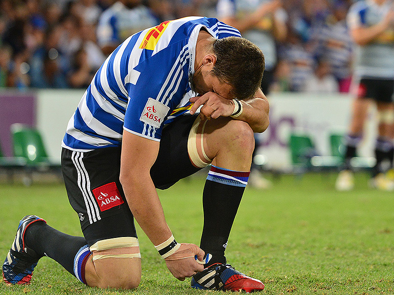 WP lose Du Plessis again