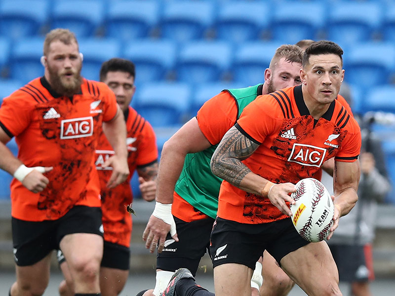 All Blacks say they can crack Lions' defence