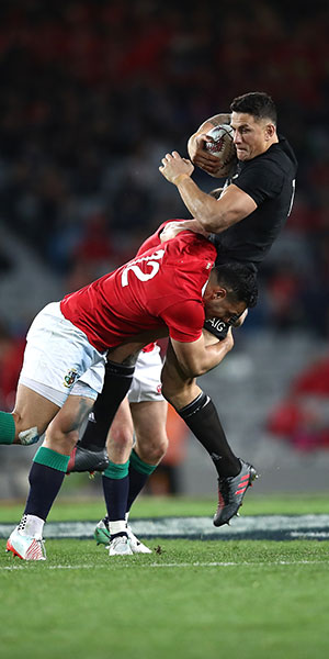 B&I Lions to target Sonny Bill in second Test