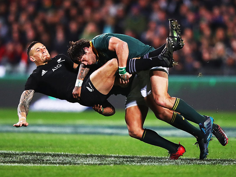 Sonny Bill to give Newlands a show