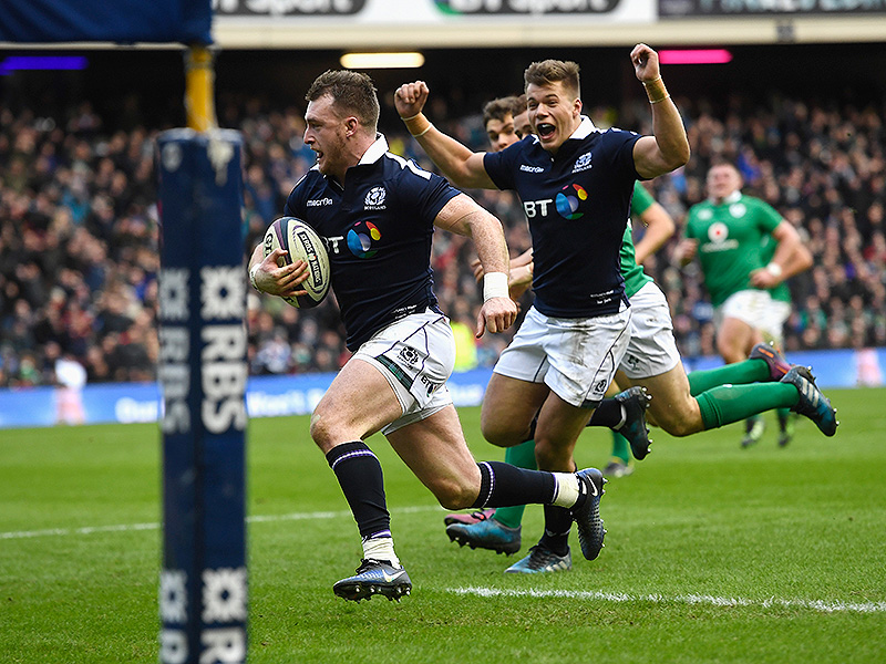Scotland dream of end to 18-year wait