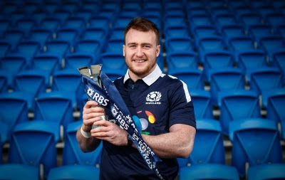 Hogg is Six Nations' best again
